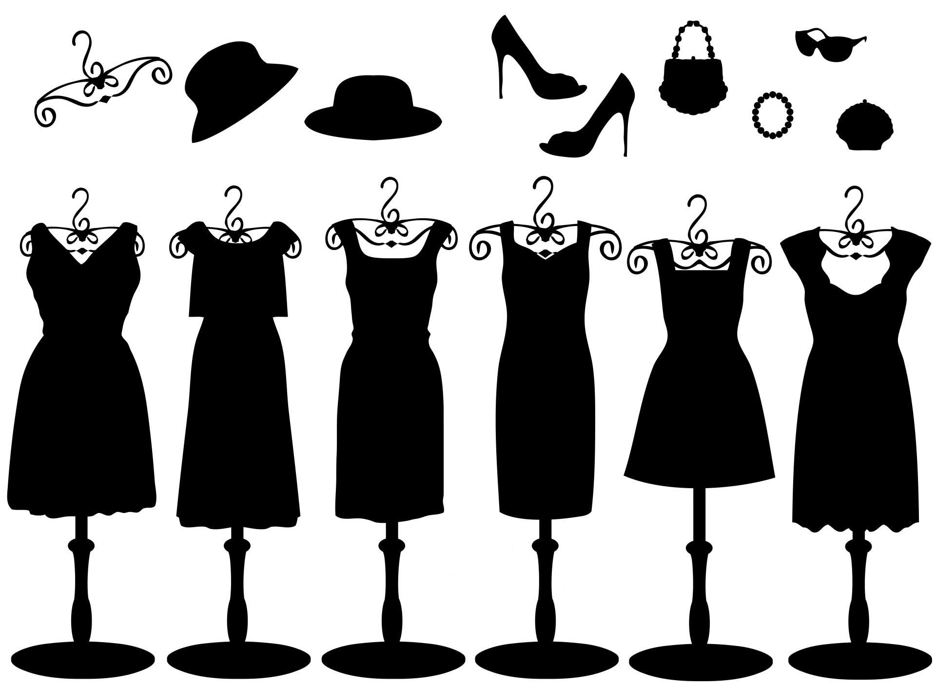 Why you should have a go to little black dress